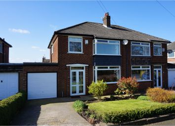 Thumbnail 3 bedroom semi-detached house for sale in Cemetery Road, Manchester