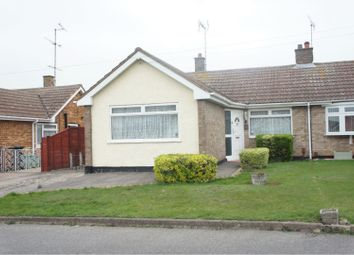2 bed bungalow for sale in Sidmouth Road, Chelmsford CM1