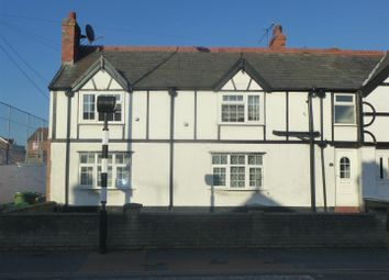 Thumbnail 3 bed cottage to rent in Delamere Street, Winsford