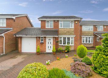 Thumbnail 3 bed detached house for sale in Saunton Avenue, Harwood, Bolton, Lancashire