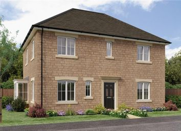 "Thumbnail 4 bed detached house for sale in ""The Stevenson"" at Main Road, Eastburn, Keighley"