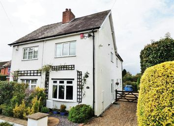 Thumbnail 3 bed cottage for sale in Birmingham Road, Marlbrook, Bromsgrove