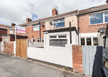 Thumbnail 2 bed terraced house for sale in Hepscott Avenue, Blackhall Colliery, Hartlepool