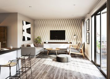 Thumbnail 1 bed flat for sale in Wrentham, Birmingham