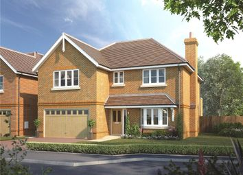 Thumbnail 4 bed property for sale in West End, Woking, Surrey