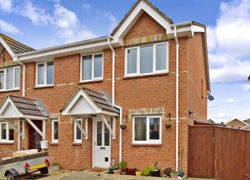 Thumbnail 3 bed semi-detached house for sale in Priory Court, Sandown, Isle Of Wight