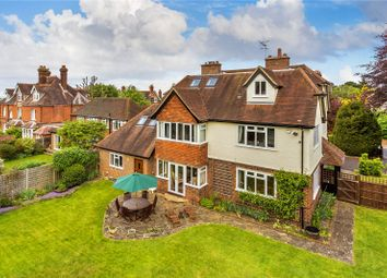 Thumbnail 8 bed detached house for sale in Pit Farm Road, Guildford, Surrey
