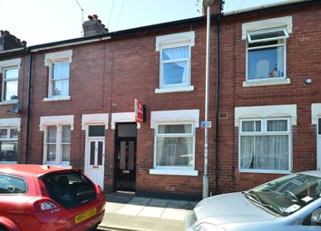 Thumbnail 2 bedroom terraced house to rent in Coronation Road, Hartshill, Stoke-On-Trent