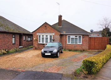 Thumbnail 4 bedroom detached bungalow for sale in Franklyn Crescent, Peterborough