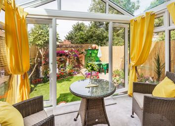 Thumbnail 2 bed semi-detached house for sale in Connaught Gardens, Morden