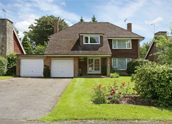 Thumbnail 4 bedroom detached house for sale in Chiltley Way, Liphook, Hampshire