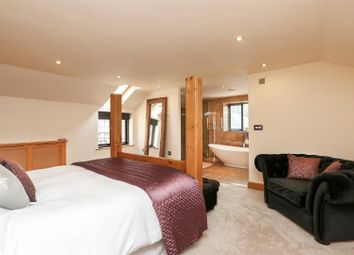 5 bed barn conversion for sale in Stretton Cottage, Highstairs Lane, Stretton, Alfreton DE55