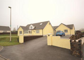 Thumbnail 6 bed detached bungalow for sale in Bro Deirian, Efailwen, Clynderwen