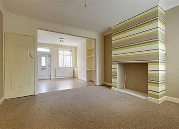 Thumbnail 3 bed terraced house to rent in Portland Street, Mansfield, Nottinghamshire