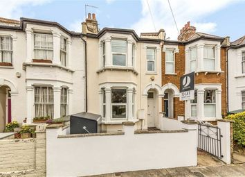 Thumbnail 4 bed terraced house to rent in Ormeley Road, London