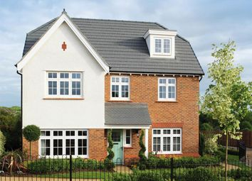 Thumbnail 5 bed detached house for sale in Off Maple Drive, Aston On Trent