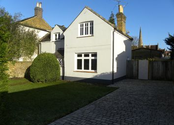 Thumbnail 2 bed detached house to rent in Princess Road, Weybridge