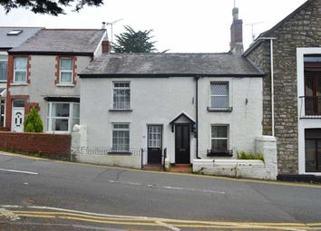 Thumbnail 2 bed cottage for sale in Norton Road, Norton, Swansea