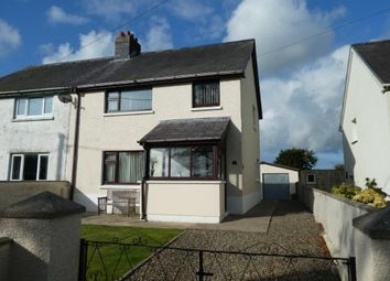 Thumbnail 3 bed semi-detached house for sale in Coed Y Bryn, Llandysul, Ceredigion