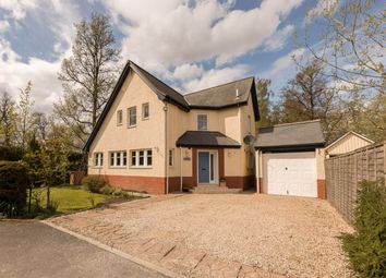 Thumbnail 4 bed detached house for sale in Oak Tree Cottage, Tullibardine, Auchterarder