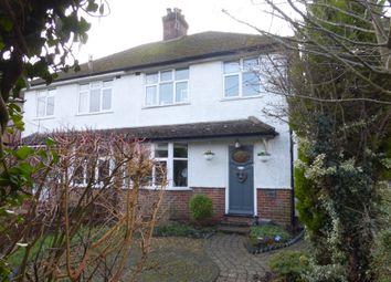 Thumbnail 3 bed semi-detached house for sale in Cheddington Road, Pitstone, Leighton Buzzard
