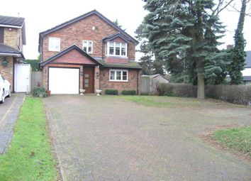 Thumbnail 4 bed detached house for sale in Heathfield Road, Bushey