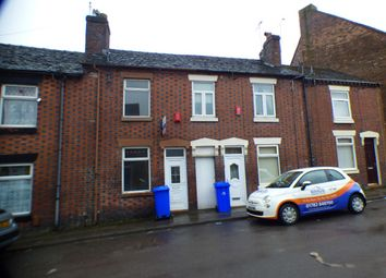 Thumbnail 2 bed terraced house to rent in Benson Street, Tunstall, Stoke On Trent