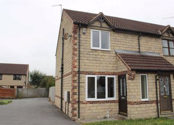 Thumbnail 2 bed town house for sale in Overmoor View, Tibshelf, Alfreton