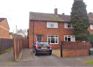 Thumbnail 2 bed end terrace house for sale in Manor Crescent, Knaresborough