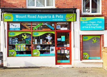 Thumbnail Retail premises for sale in Mount Road, Hastings