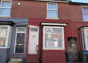Thumbnail 2 bed terraced house for sale in Capethorn, Smethwick