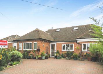 Thumbnail 3 bedroom detached bungalow for sale in Oakside Crescent, Evington, Leicester