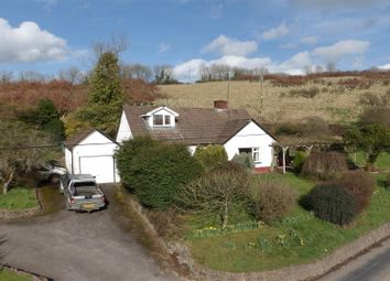 Thumbnail 3 bed detached bungalow for sale in Withleigh, Tiverton