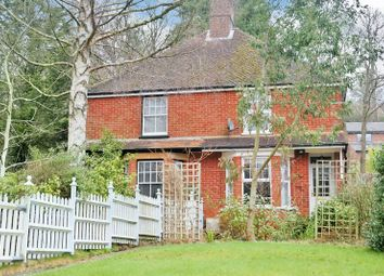 Thumbnail 3 bed semi-detached house for sale in Underwood Road, Haslemere