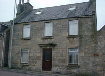 Thumbnail 3 bed detached house to rent in 8 Kinneddar Street, Lossiemouth