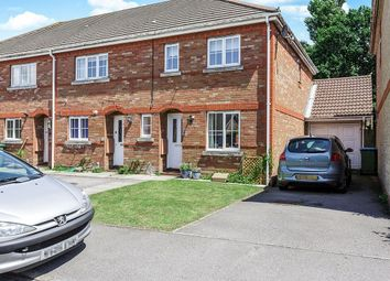 Thumbnail 3 bed property for sale in Poinsettia Close, Titchfield, Fareham
