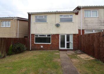 Thumbnail 3 bed end terrace house for sale in Pen-Y-Caeau Court, Newbridge, Newport