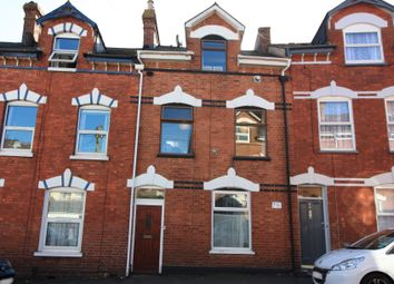 Thumbnail 5 bed terraced house to rent in Springfield Road, Exeter