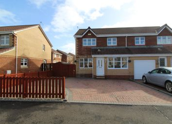 3 bed semi-detached house for sale in Corsankell Wynd, Saltcoats KA21