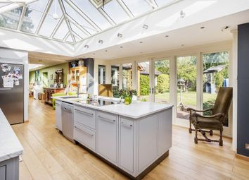 Thumbnail 5 bed detached bungalow for sale in Summersbury Drive, Shalford, Guildford