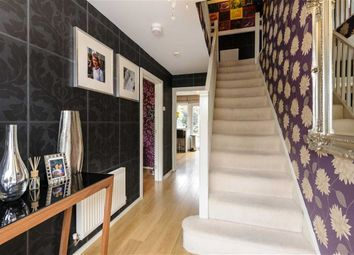 Thumbnail 4 bed detached house for sale in Weaver Chase, Radcliffe, Manchester