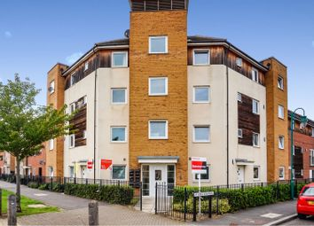 Thumbnail 2 bed flat for sale in Clayburn Road, Hampton Centre