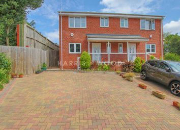 Thumbnail 3 bed semi-detached house for sale in Dudley Close, Colchester