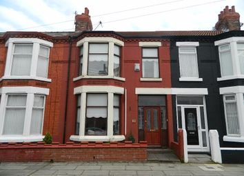 Thumbnail 3 bed terraced house for sale in Lusitania Road, Liverpool