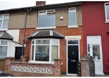 Thumbnail 2 bed terraced house for sale in Cecil Street, Kettering