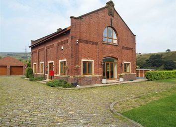 Thumbnail 4 bed detached house for sale in North Ramsden, Todmorden, Lancashire