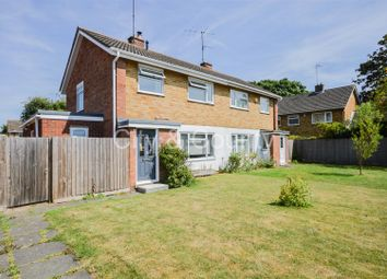 Thumbnail 3 bed semi-detached house for sale in Kirby Walk, Netherton, Peterborough