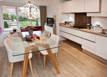 "Thumbnail 3 bed semi-detached house for sale in ""The Hamilton"" at Lochview Terrace, Gartcosh, Glasgow"