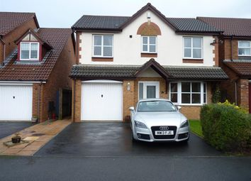 Thumbnail 4 bed detached house to rent in Bluebell Way, Bamber Bridge, Preston