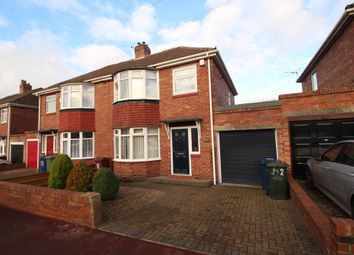 Thumbnail 3 bedroom semi-detached house for sale in Silver Lonnen, Newcastle Upon Tyne
